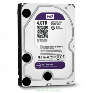 HDD WD 4000GB WD40PURX