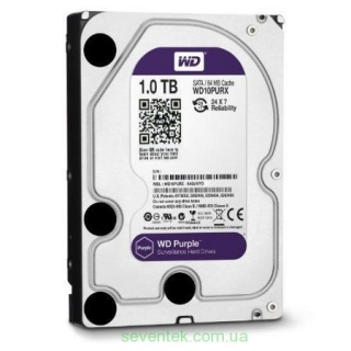 HDD WD 1000GB WD10PURX