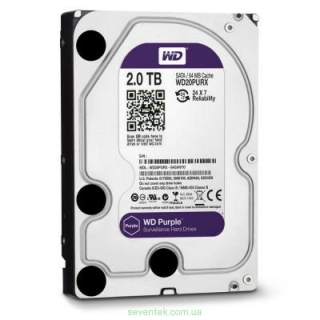HDD WD 2000GB WD20PURX